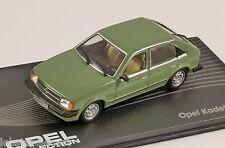 1979 - 84 OPEL KADETT D 1.6S in Green 1/43 scale model ALTAYA
