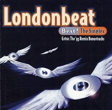 LONDONBEAT : BEST! THE SINGLES / CD