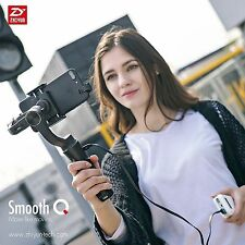 Zhiyun Smooth-Q 3-Axis Handheld Gimbal Stabilizer for Smartphone/ Iphone/ Gopro