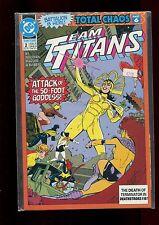 TEAM TITANS 2(9.4)(NM)DC(b068)