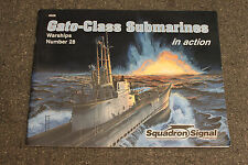 Gato-Class Submarines In Action by Squadron / Signal 4028