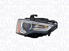 Bi-Xenon Headlight Black Right Fits Audi A5 2012-2015 Facelift