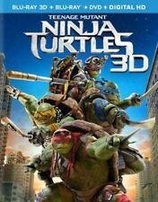 Teenage Mutant Ninja Turtles 3d - Blu-ray Region 1