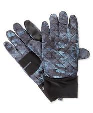 $128 ISOTONER MEN BLUE SMART TOUCH THERMAL SKI WARM WINTER GLOVES SIZE S/M