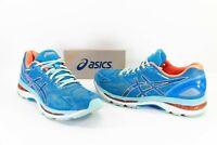 Women's Asics Gel Nimbus 19 Running Shoes Size US 8.5 VGC Fast Free Postage