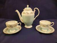 VNTG 1968-71 ROYAL TUSCAN FINE ENGLISH BONE CHINA FRESCO COFFEE OR TEA SET