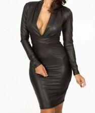 Plus Size Halterneck Stretch, Bodycon Dresses for Women