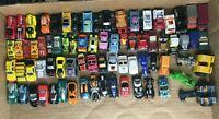 HUGE Lot MICRO MACHINES Racing Champions HOT WHEELS Tara MINI Cars Trucks GALOOB
