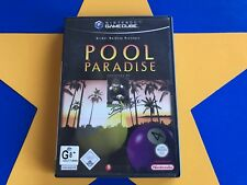 POOL PARADISE - GAMECUBE - Wii Compatible