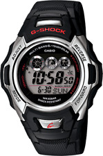 Casio - GWM500A-1 - G-Shock Chronograph Watch, Solar Atomic, Alarm, 200 Meter