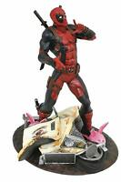 MARVEL GALLERY TACO TRUCK DEADPOOL PVC FIGURE STATUE