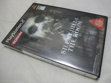 7-14 Days to USA. USED W/Bonus CD + PS2 Silent Hill 4 The Room Japanese Version