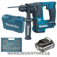 Makita HR166DA1K Akku-Bohrhammer SDS-Plus 10,8 V 1x 2,0 Ah Akku inkl. Zubehör