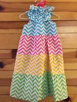 Mud Pie Wild West Braided Denim Dress