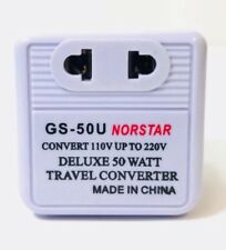 50 Watt Reverse Step Up Voltage Converter 110 to 220 Volt 110V 220V 50W