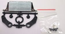 1/10th Scale RC On-Road Intercooler Kit in Chrome Traxxas HPI Losi Scale