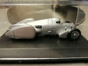 Auto Union Type B Lucca Silver 1935 BoS Model 1:87