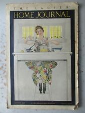 Ladies Home Journal Magazine -June 1919 Issue - Many Color Ads!