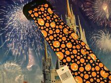 Disney Parks Orange Bird Men's Dress Shop Tie Nwt Retired Retail Price 39.99