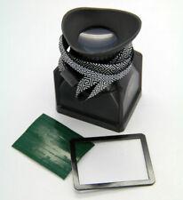 optical glass viewfinder eyecup for sony nex7 nex 6 nex5 3inch