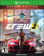 The Crew 2 Deluxe Edition Microsoft Xbox One Legendary Motors Motorsports Pack