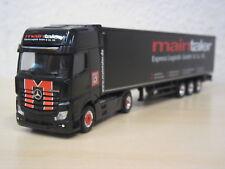"Herpa - MB Actros GigaSpace GaPlSZ ""Maintaler Express Logistik"" - 306300 - 1:87"