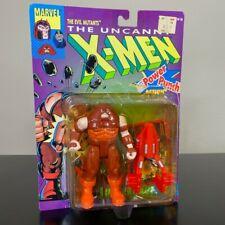 Vintage 90s Marvel X-Men Animated Juggernaut Figure *OPEN* Toy Biz 1991-93