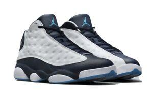 Nike Air Jordan Retro 13 'Obsidian' Men's Size 11.5 DS 414571-144 CONFIRMED