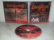 CD BLIND GUARDIAN - BATTALIONS OF FEAR - RETURN OF THE ELVEN KINGS - RUSSIA