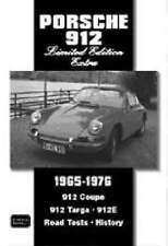 Porsche 912 Limited Edition Extra 1965-1976 by Brooklands Books Ltd (Paperback, 2005)