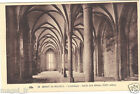 50 - cpa - MONT SAINT MICHEL - L'abbaye - Salle des Hôtes ( i 4791)