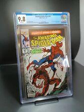 Amazing Spider-Man 361 CGC 9.8 WP