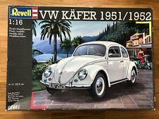 Revell 07461 1:16 VW Käfer 1951/1952 riesiger Bausatz OVP