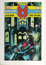 Miracleman #14 1988 Kid Miracleman vs Miracleman! Alan Moore'S Very Best! Vf 8.0