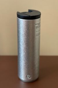 Starbucks Silver Double Walled Vacuum Insulated Stainless Steel Tumbler 16oz