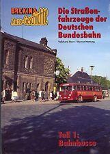 BREKINA-AUTO-BOOK - # 11012 - DB Street Vehicles