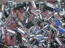 On Sale - Lot of over 500 Mixed Electrolytic Capacitors