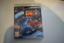 generator rex agent of providence ps3 ps 3 playstation 3 neuf