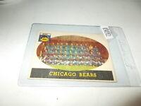 Philadelphia Eagles Wilbert Montgomery 1960 style Custom Handmade Card Blank bak