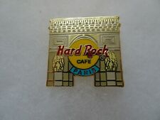 Hard Rock Cafe pin Paris Arc de Triomphe with Logo 2000
