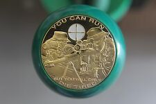 Sniper Challenge Coin You Can Run Knob Dillon Hornady RCBS Reloading Press