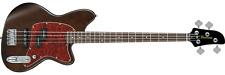 Ibanez TMB100-WNF Talman Electric Bass Guitar (Walnut Flat)