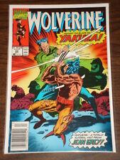WOLVERINE #32 VOL1 MARVEL COMICS X-MEN OCTOBER 1990
