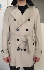 BURBERRY UOMO TRENCH 100% Autentico 50,52UK