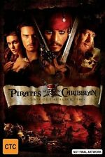 Pirates Of The Caribbean - The Curse Of The Black Pearl (Blu-ray, 2011, 2-Disc