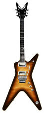 Dean ML 79 TBZ Electric Guitar Solid Body & Trans Brazilia Finish Ml79Tbz New