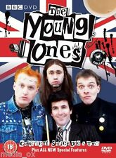 The Young Ones: Complete BBC Series 1 & 2 Collection Box Set   New   DVD