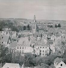 VENDÔME c. 1950 - Panorama L'Église  Loir et Cher - Div 10092