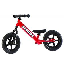 NEW- STRIDER® 12 Sport Balance Bike - RED - Fast Free Shipping Pre Learner