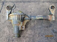 SSANGYONG KYRON FRONT DIFFERENTIAL 4WD 2005-10 RATIO D/C 4.27S